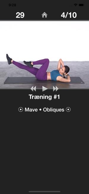 ff592727407 Daglig Træning Mave - Øvelser i App Store