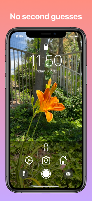 ‎Lockne: Perfect Wallpapers Screenshot