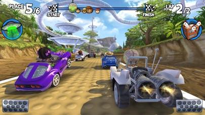 Screenshot of Beach Buggy Racing2