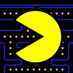 Ícone do app PAC-MAN