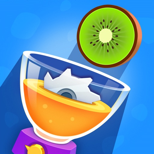Fruit Slash - make a smoothie
