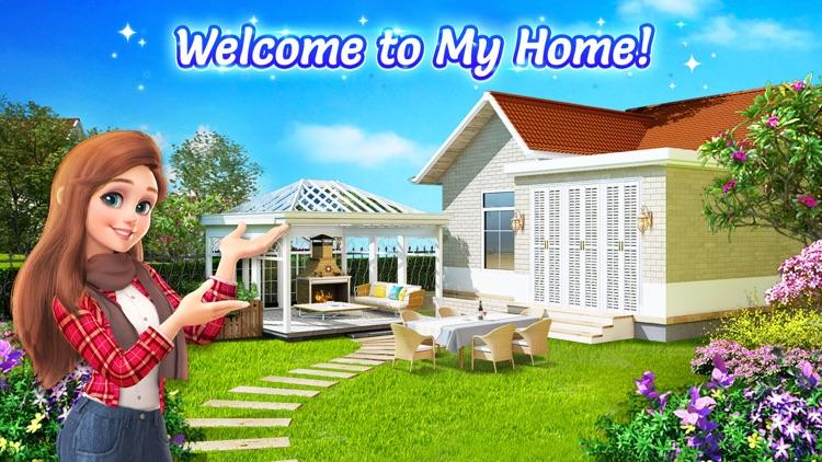 My Home - Design Dreams screenshot-0