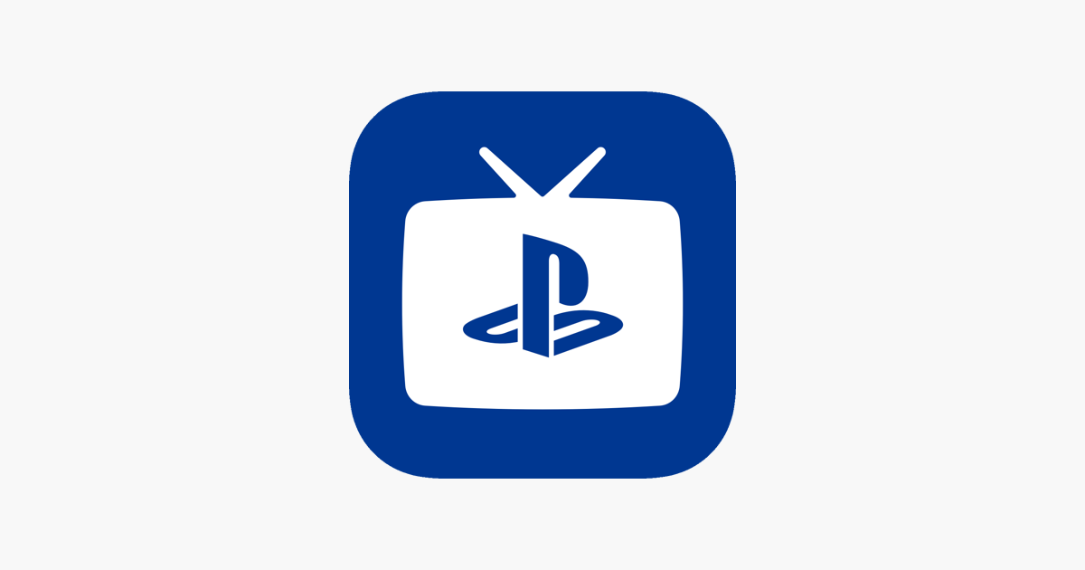 PlayStation Vue on the App Store