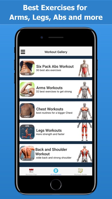 Screenshot for Home Workout - Get Fit Now in Czech Republic App Store