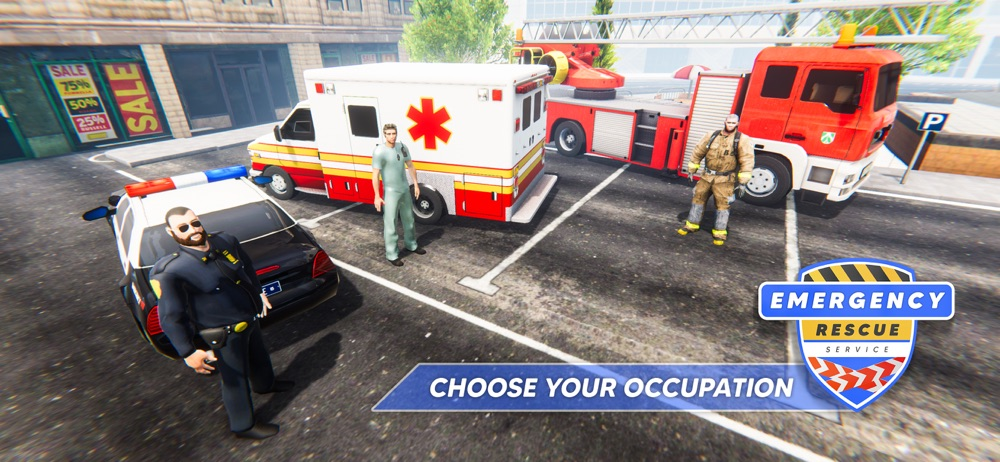 Emergency Rescue Service Cheat Codes