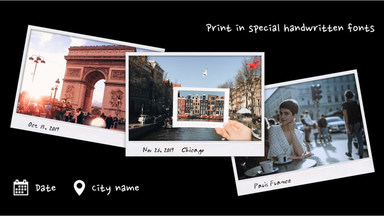 SOFTO - Polaroid Camera screenshot-4