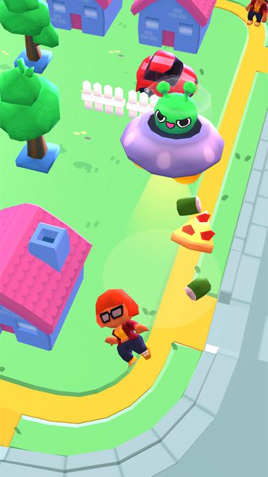 Ufo 3D - Idle Invader Screenshot