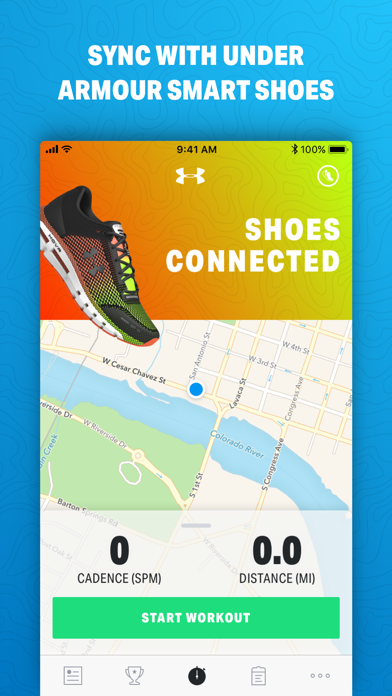 Map My Run by Under Armour-3
