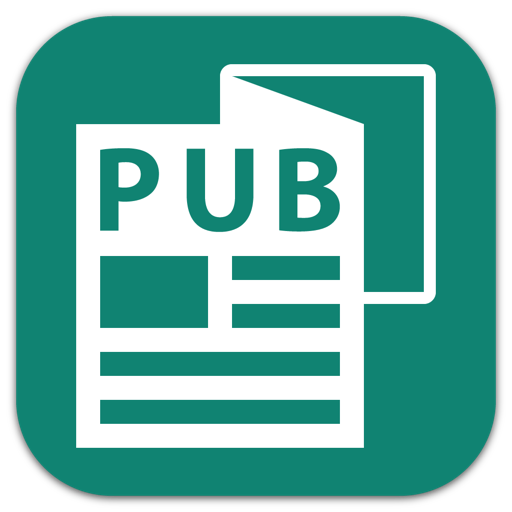 PUB Reader : for MS Publisher