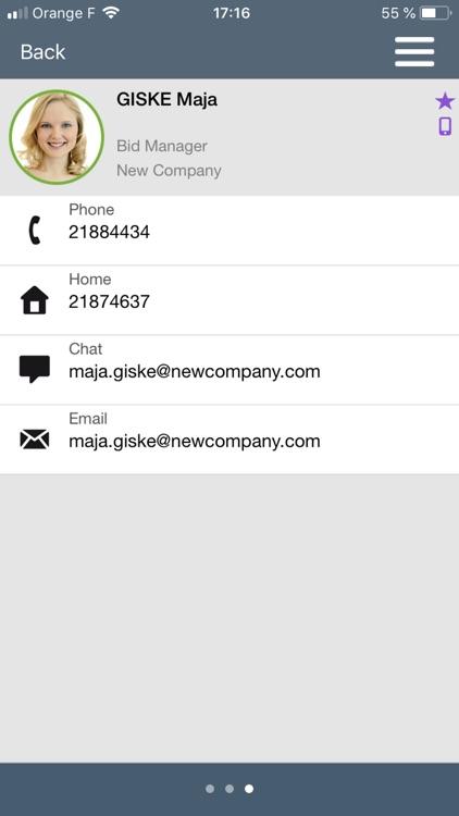 OpenTouch Conversation Plus screenshot-6