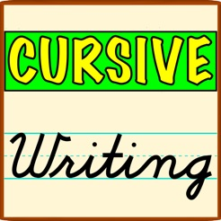 ‎Cursive Writing-