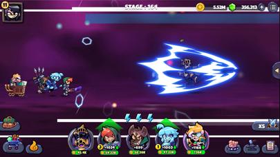Band of Heroes IDLE RPG screenshot 9
