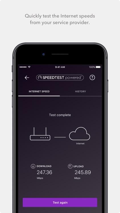 NETGEAR Nighthawk - WiFi App screenshot-5