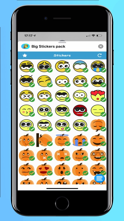 Top Text Stickers for iMessage screenshot-5