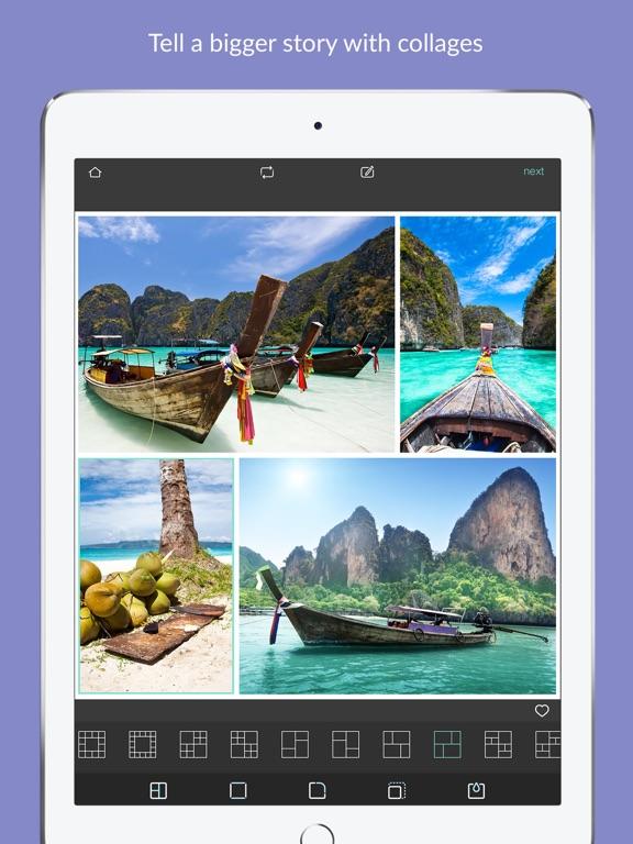 Autodesk Pixlr – photo editor screenshot