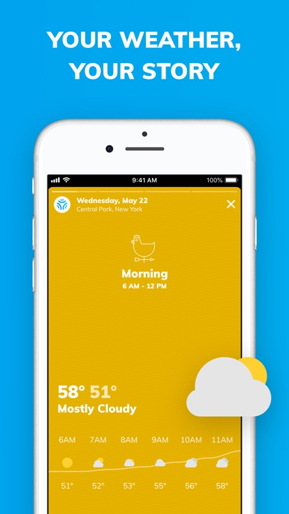 Climacell: Weather Assistant screenshot-8