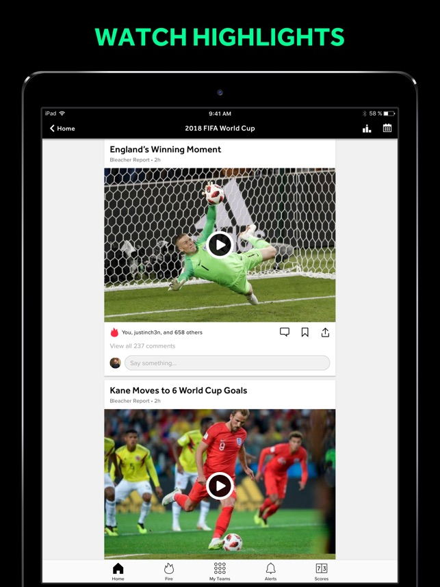 Bleacher Report: Sports News on the App Store