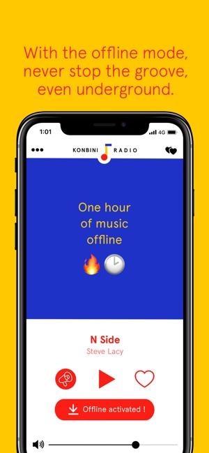 Konbini Radio on the App Store