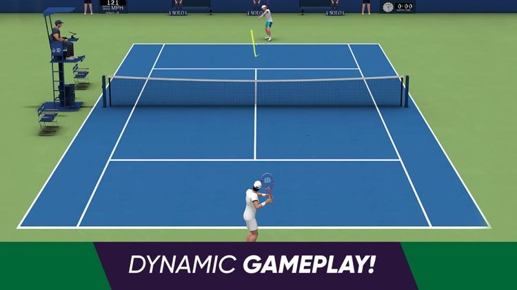 Tennis World Open 2020 screenshot-3