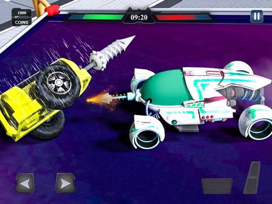 Robot Car Battle Wrestling screenshot 4