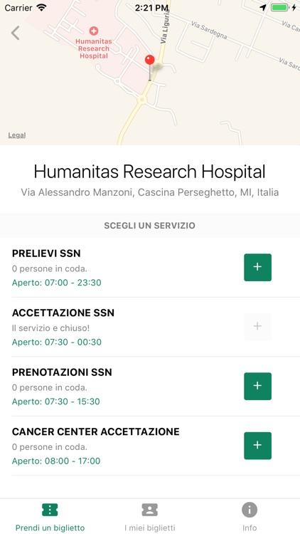 Humanitas Pass screenshot-3