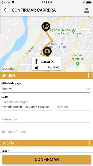 Luxor Movil ServicesCaptura de pantalla de3