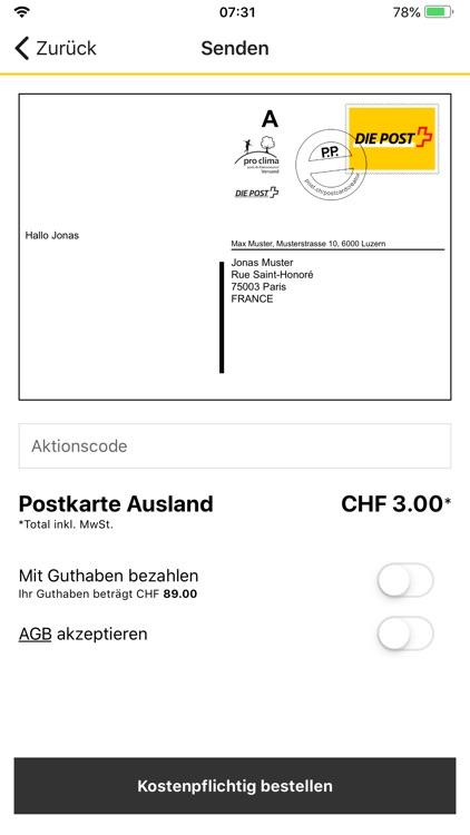 PostCard Creator screenshot-4