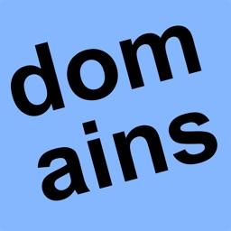 AFuncDomain Function Domains