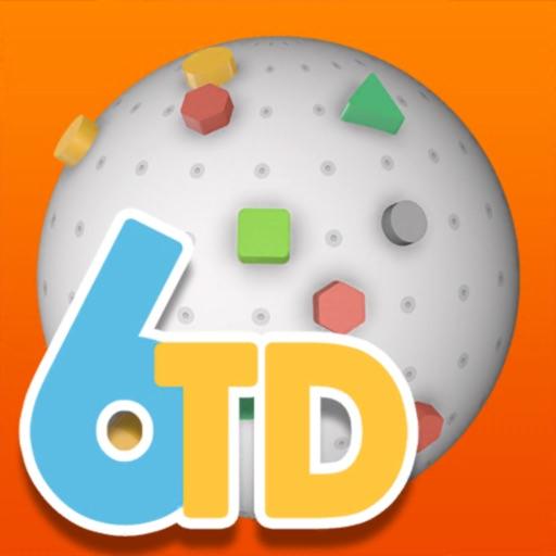 6 TD Geometry - Tower Defense