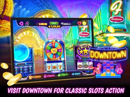 Old Vegas Slots - Free Casino Slot Machines screenshot