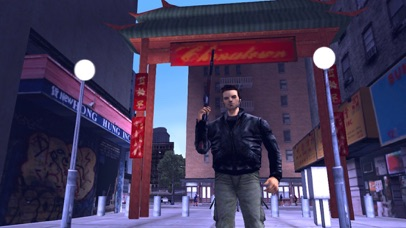Screenshot for Grand Theft Auto III in Chile App Store