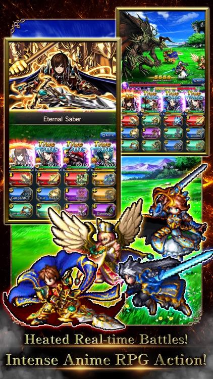 Grand Summoners screenshot-4