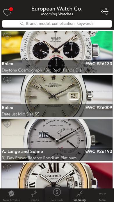European Watch Co: buy watches screenshot four