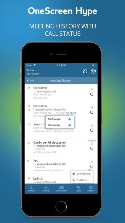 OneScreen Hype screenshot-8