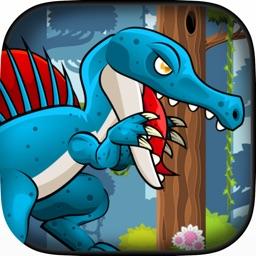 Jurassic 2D: Dino Platformer