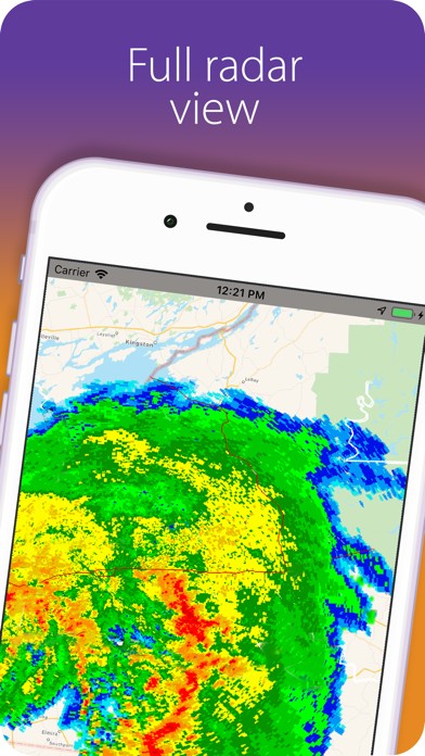 Atmosphere Weather Screenshot