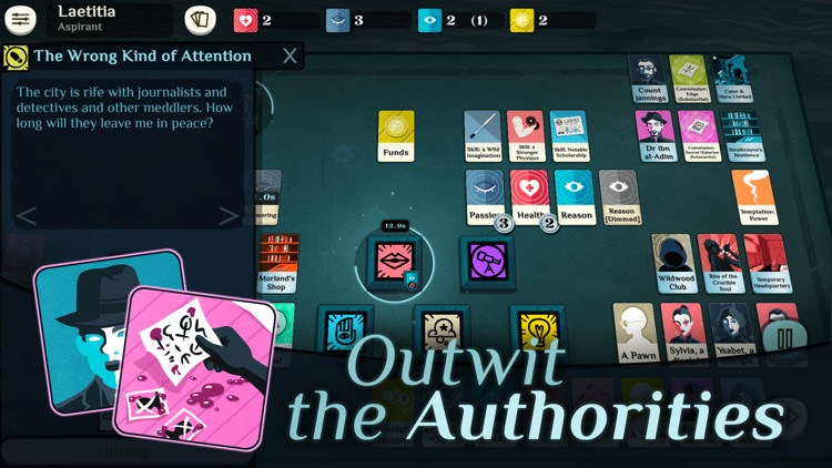 Cultist Simulator screenshot-4