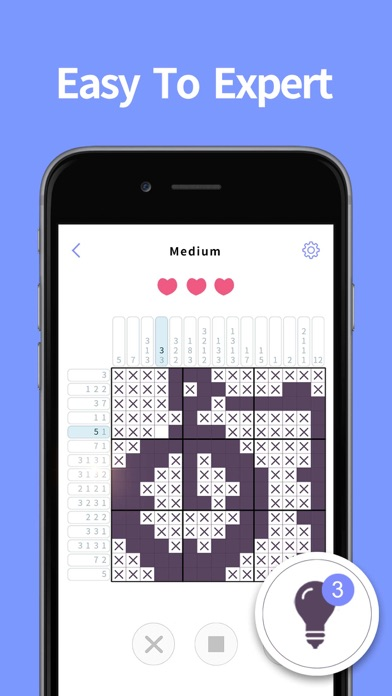 Nonogram-Picture cross puzzles