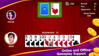 Gin Rummy: Ultimate Card Game screenshot two