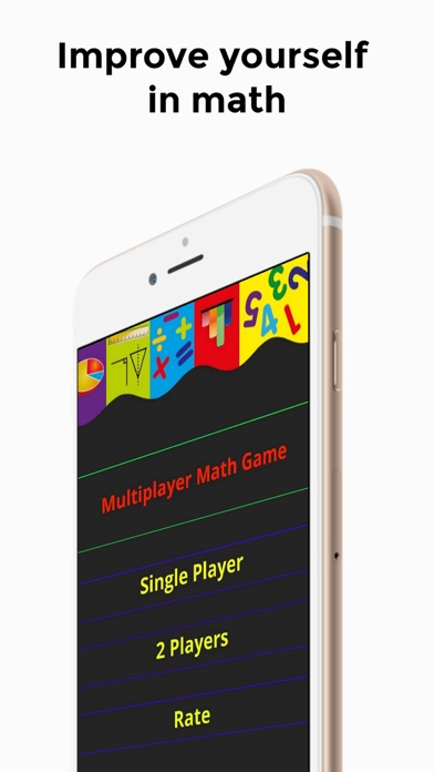 Multiplayer Math Game screenshot #1