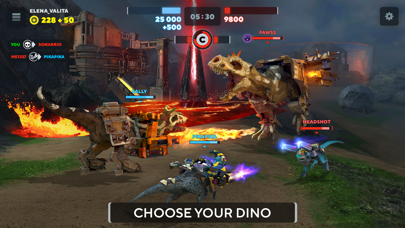 Dino Squad: Online Action screenshot 3