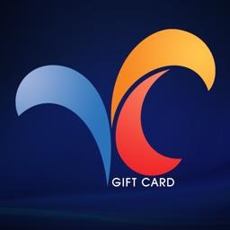 Vision City Gift Card Card