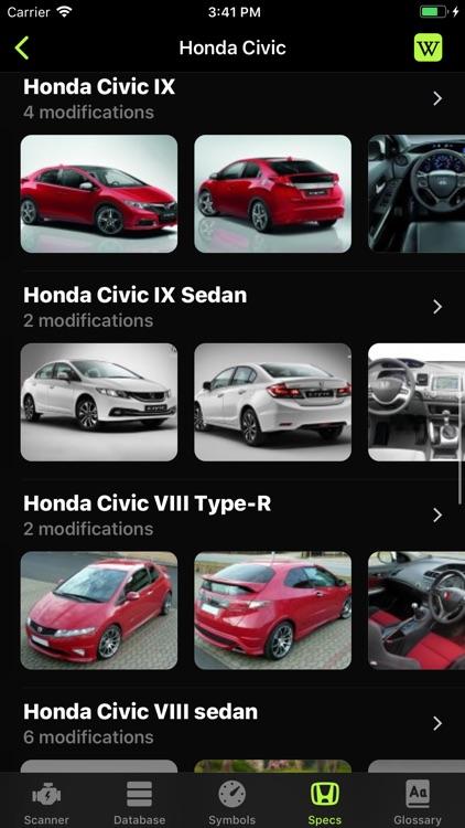 Honda App screenshot-8