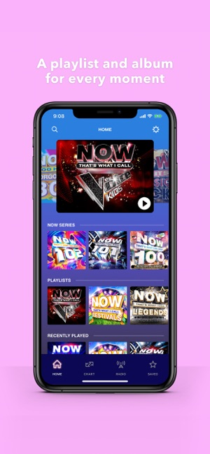 NOW Music on the App Store