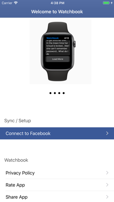 download Watchbook for Facebook apps 2