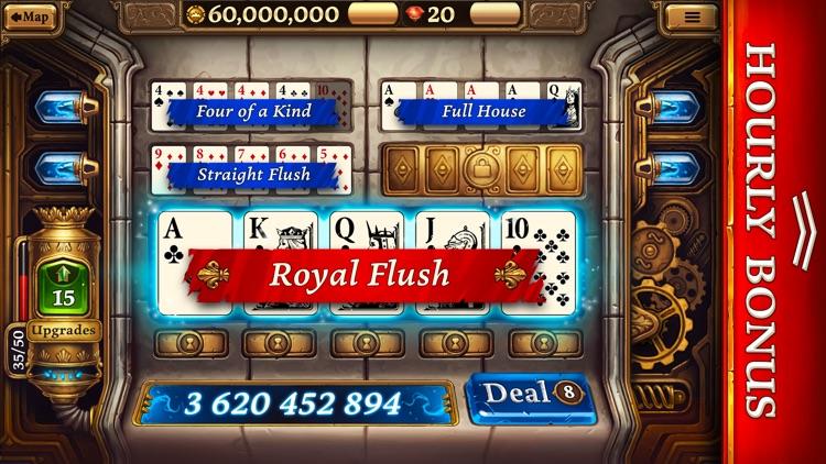 Scatter Holdem Poker screenshot-3
