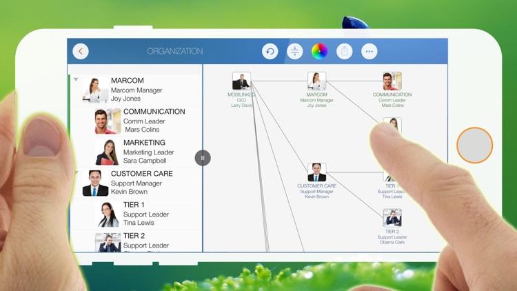Organization Chart Management screenshot-4