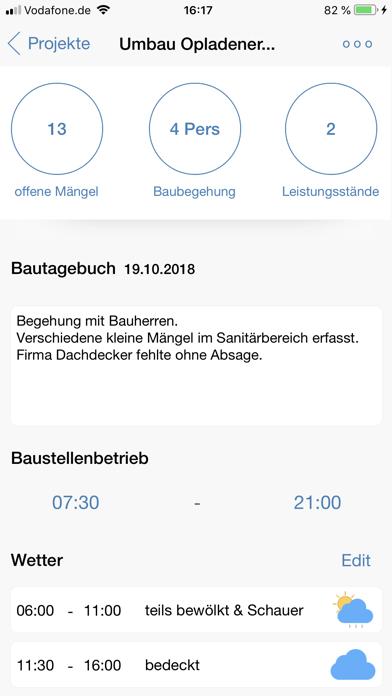 Screenshot for ProCapture - Baudokumentation in Viet Nam App Store