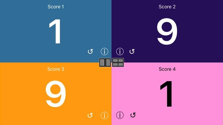 Score Tracker Pro