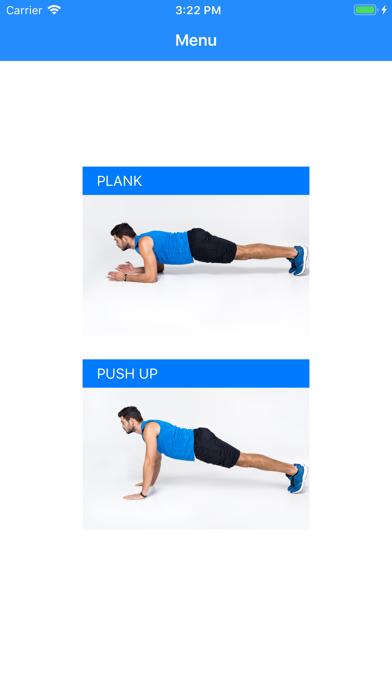 Plank challenge 4 minutesのおすすめ画像5